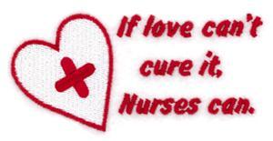 Nurses Can Cure