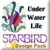 Underwater Life Design Pack