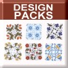 Embroidery Designs Packs