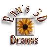 Pam's 3D Designs