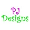 PJ Embroidery Designs