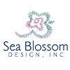 Sea Blossom Embroidery Designs