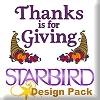 Thanksgiving Sayings Design Pack