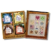 Cross Stitch Patterns Calendar and Four Seasons