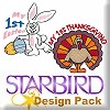 My 1st Holiday Design Pack