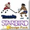 Metallic Sports Design Pack