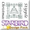 Christmas Stipple Design Pack