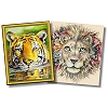 Cross Stitch Patterns Big Cats