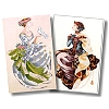 Cross Stitch Kits Queen and Princesses Kits