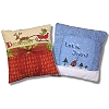 Cross Stitch Kits Holiday Pillows
