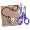 Scissors and Scissor Fobs