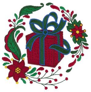 Jacobean Christmas Present