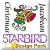 Christmas Jacobean Design Pack