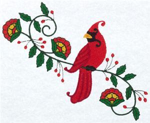 Jacobean Cardinal 1