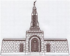 Redlands CA Temple / Larger