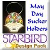 May Day Sucker Holder Design Pack