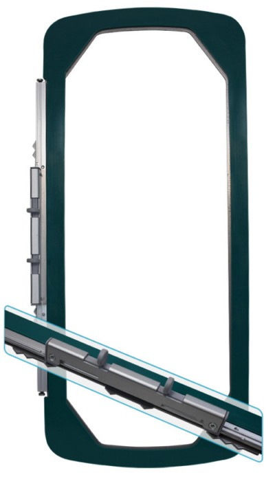 RM2 150 x 400mm for Bernina