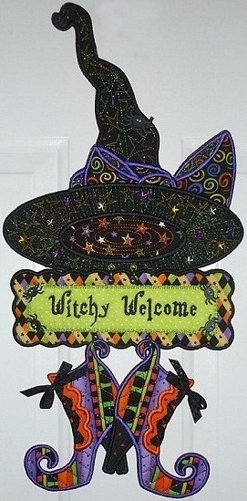 Witchy Welcome
