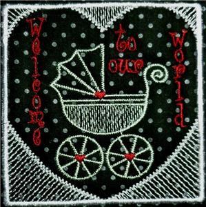 machine embroidery sayings