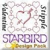 Valentine Stipple Design Pack